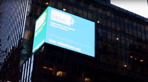 DBSA in Times Square