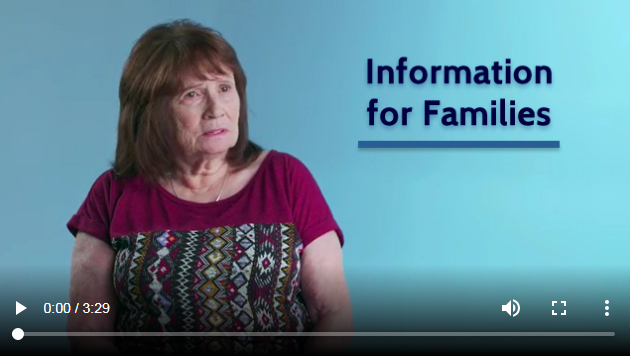 Information for Families