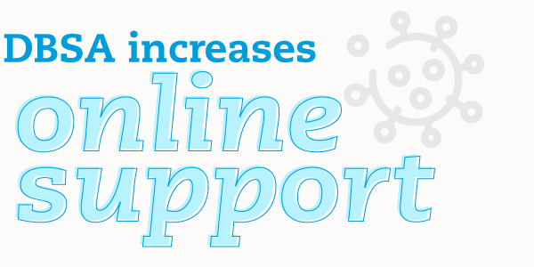 DBSA increases online support in response to urgent needs.