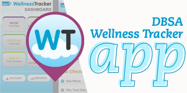 DBSA Wellness Tracker App Unveiled
