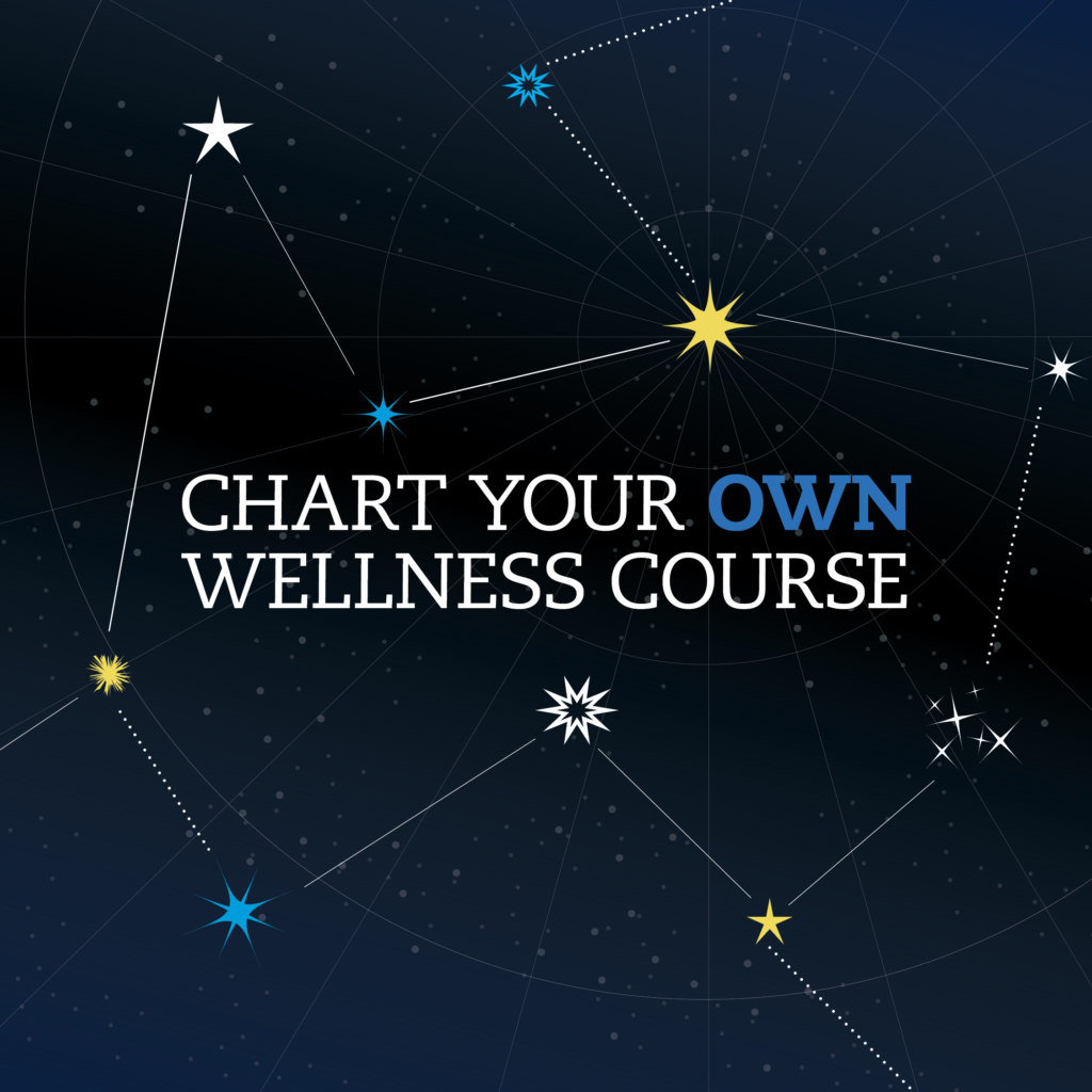 Chart Your Own Wellness Course - Mental Health Awareness Month